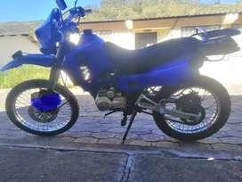 Vendo moto ranger 2007