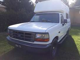 Ford F100 Hsd