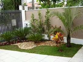 Contratista de jardines