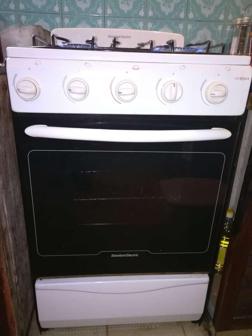 cocina Standard Electric 0
