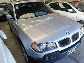 BMW X3 2.5 nafta