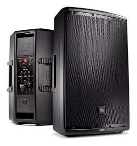 Vendo parlante JBL EON 615  S/850 uso personal