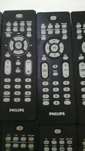 Control Remoto phillips Original para equipo de Sonido