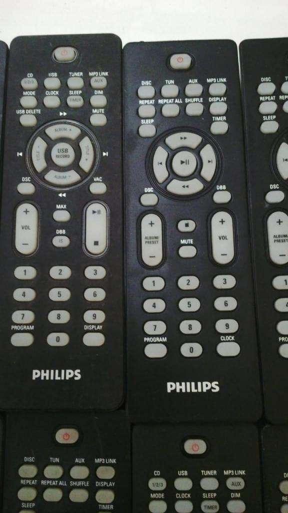 Control Remoto phillips Original para equipo de Sonido 0