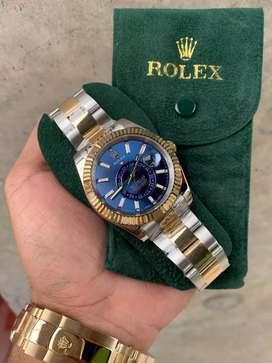 Reloj hombre automático rolex Sky Dweller