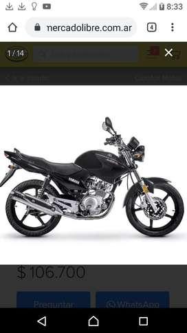 Yamaha Ibr Ed 125cc