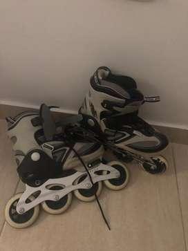 Vendo patines semiprofseionales $180.000