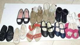 ropa y zapatos lote