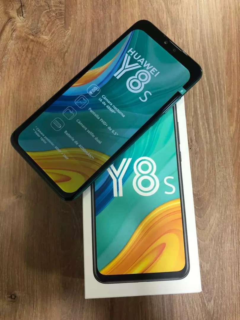 Huawei Y8s 64GB/4RAM 0