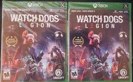 Juego WatchDogs Legion XBox One nuevo