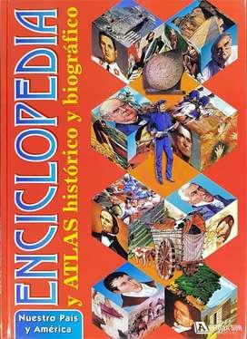 Enciclopedia y Atlas HISTÓRICO y BIOGRÁFICO
