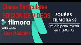 CURSO EDICION DE VIDEOS 4K
