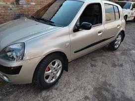 Hermoso Renault Clio Cool 1.6 2008 full