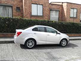 Vendo Chevrolet Sonic Full Equipo Automatico 2014 - Precio Negociable