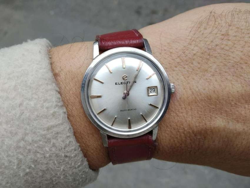 ELECTION AUTOMATICO ETA ADJUSTED SIMILAR OMEGA SEAMASTER 0