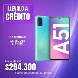 Samsung Galaxy A51 128GB ¡Llévalo a Crédito!