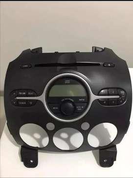 Vendo radio mazda 2