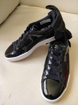 Zapatos deportivos marca puma basket originales