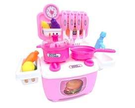 Cocina de juguete niña