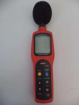Sonometro digital decibelimetro UT352 UNIT