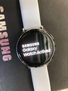 Samsung active 2 44 mm acero inoxidable