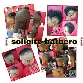 Barbero,estilista ,manicurista