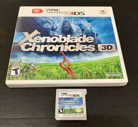 Vendo Juego 3ds: Xenoblade Chronicles 3D