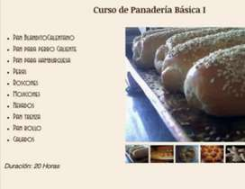 Cursos de Panadería ¡ Con enfoque comercial !