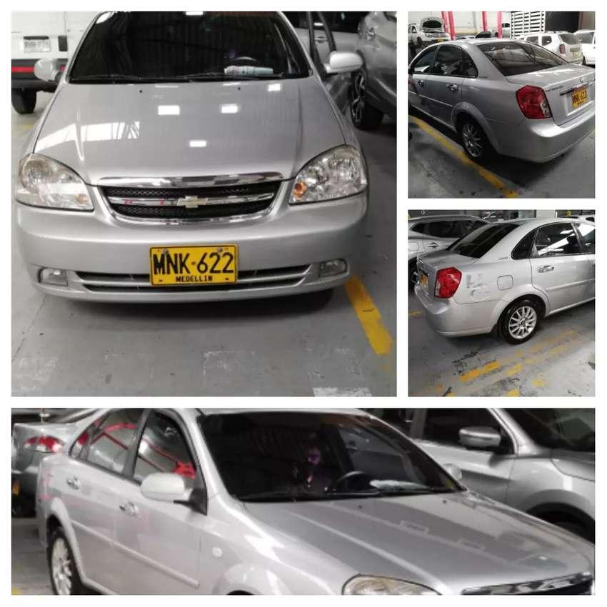 Chevrolet optra 1.8 aut modelo 2007 0