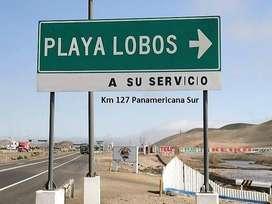 Remato 01 Terreno en Playa Lobos a $18,000 de 140 m²