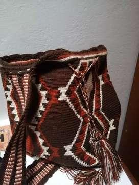 Remate de mochilas wayuu