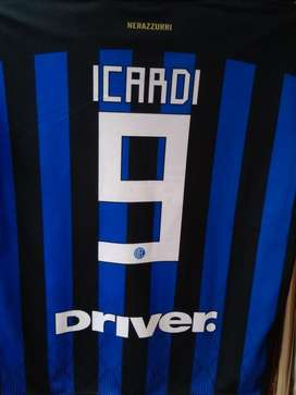 Camiseta Original Inter Icardi Nro 9