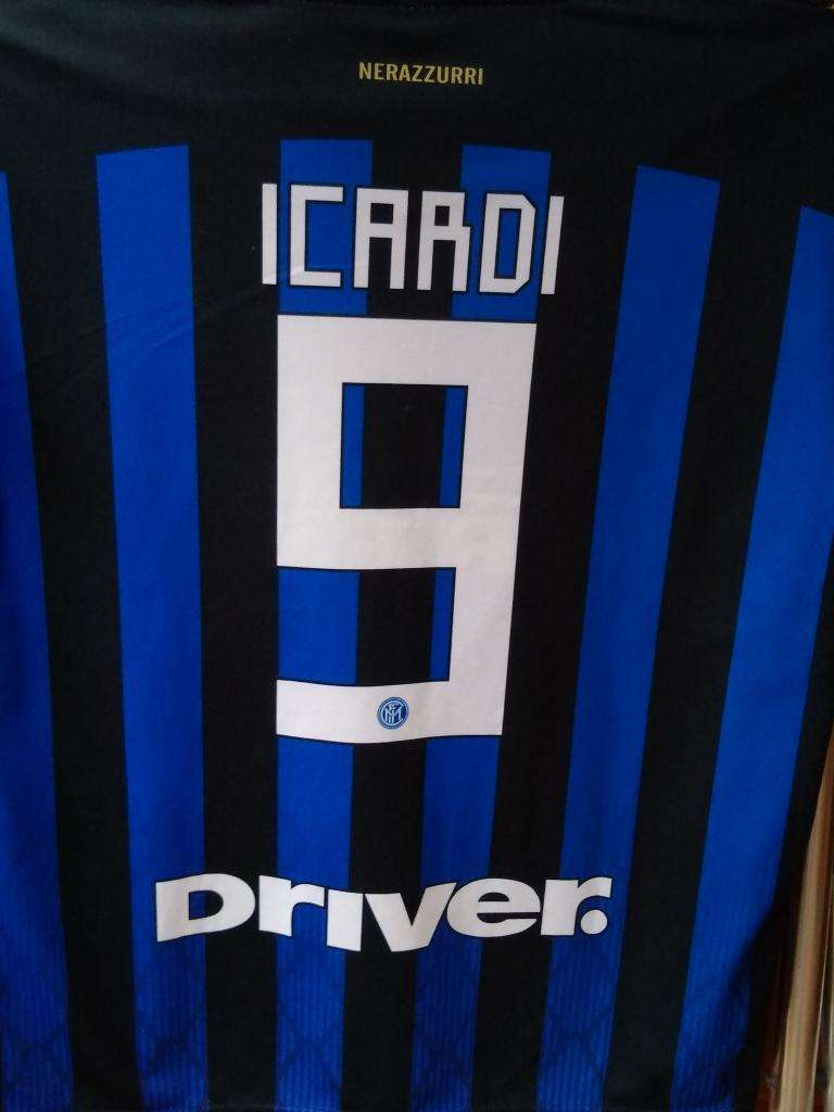 Camiseta Original Inter Icardi Nro 9 0