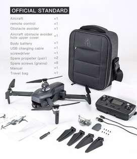 Drone Sg906 Max Pro 3 Sensor Obstáculos + Bolso
