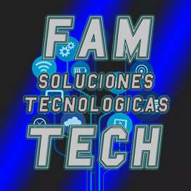 Servicio técnico de electrónica en general, celulares, computación, tablet, TV, consolas de juego, equipos de audio etc.