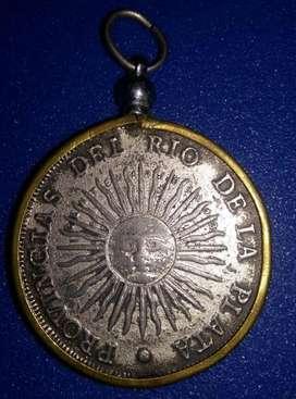 Moneda/ Medalla 1813 Conmemoración Centenario 1913