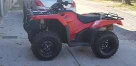 Vendo Cuatriciclo Honda trx 420