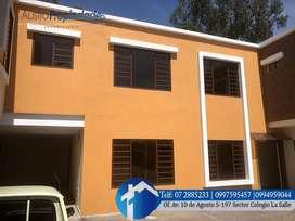 Departamento en venta de 3 dormitorios sector Quinta Chica