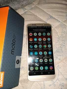 Motorola E5 gold libre