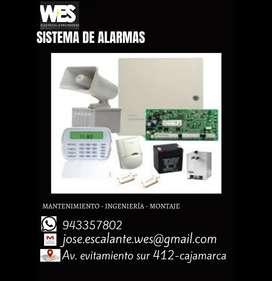 Alarmas contra robo
