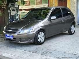 Chevrolet celta LS 1.4 con GNC 3ptas 2013