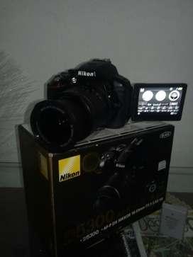 Nikon D5300 Vrkit 18 55