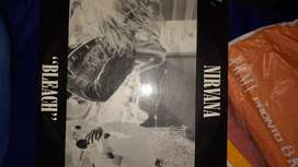 Vendo Vinilo Nirvana BLEACH