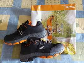 Zapatos anticorte Stihl