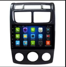 Radio Pantalla Android 9 pulgadas Kia Sportage Active