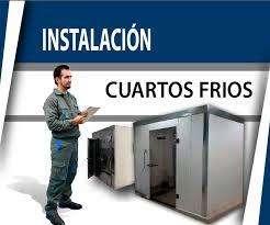 CUARTOS FRÍOS VENTA / INSTALACIÓN / REPARACION / TRASLADOS.
