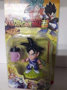 Muñequitos de Dragon Ball Super