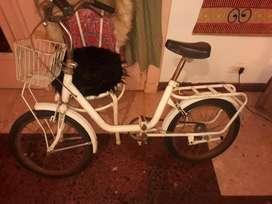 Bicicleta musetta rodado 16 leer desc. *un poco Negociable*