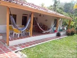 Alquilo cabaña en La Pintada