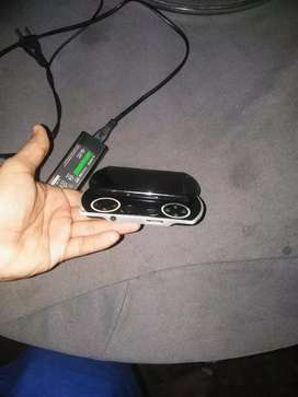 Vendo PSP go  para repuesto prende pero no da imegen